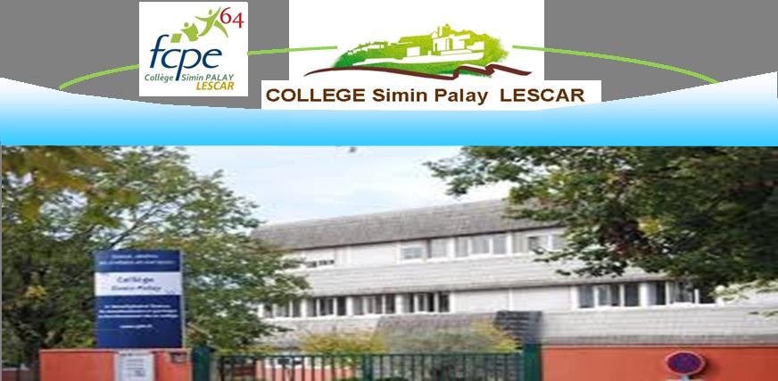 FCPE Simin Palay Lescar